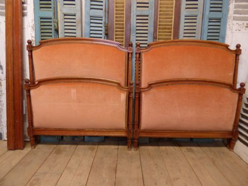 Vintage French Single Bed - £145 each - ca178/179 - ONE LEFT